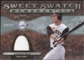 2009 Upper Deck Sweet Spot Swatches #JB Jason Bay
