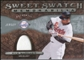 2009 Upper Deck Sweet Spot Swatches #NM Nick Markakis