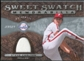 2009 Upper Deck Sweet Spot Swatches #SC Steve Carlton