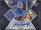 2007/08 SPx #WMKL Kari Lehtonen Winning Materials Radiance Patch Auto #07/25