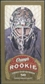2009/10 Upper Deck Champ's Mini Blue Backs #145 Jonas Gustavsson RC