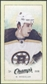 2009/10 Upper Deck Champ's Mini Green Backs #205 Ray Bourque
