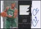 2009/10 Exquisite Collection #PPP Paul Pierce Patch Auto #14/50