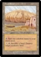 Magic the Gathering Mercadian Masques Single Dust Bowl - MODERATE PLAY (MP)