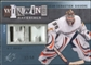 2009/10 Upper Deck SPx Winning Materials Spectrum Patches #WMJG Jean-Sebastien Giguere /50
