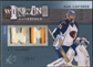 2009/10 Upper Deck SPx Winning Materials Spectrum Patches #WMKL Kari Lehtonen /50
