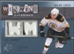 2009/10 Upper Deck SPx Winning Materials Spectrum Patches #WMMI Milan Lucic /50