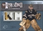 2009/10 Upper Deck SPx Winning Materials Spectrum Patches #WMMT Marty Turco /50