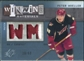 2009/10 Upper Deck SPx Winning Materials Spectrum Patches #WMPM Peter Mueller /50