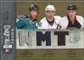 2009/10 Upper Deck SPx Winning Trios #WTLND Joe Thornton Sam Gagner Jeff Carter 4/50
