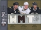 2009/10 Upper Deck SPx Winning Trios #WTSTR Brad Richards Mike Ribeiro Mike Modano 2/50