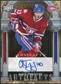 2009/10 Upper Deck Artifacts Autofacts #AFAT Alex Tanguay Autograph