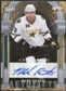 2009/10 Upper Deck Artifacts Autofacts #AFFI Mark Fistric Autograph