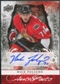 2008/09 Upper Deck Artifacts Autofacts #AFNF Nick Foligno Autograph