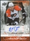 2008/09 Upper Deck Artifacts Autofacts #AFSD Steve Downie Autograph