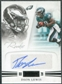 2011 Panini Playbook #65 Dion Lewis RC Autograph /299