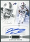 2011 Panini Playbook #72 Johnny White RC Autograph /299