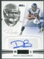 2011 Panini Playbook #98 Doug Baldwin RC Autograph /299