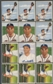 1950 Bowman Baseball Lot of 119 Cards (35 Different) VG-EX+