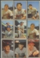 1953 Bowman Color Baseball Lot of 35 Cards (32 Different)