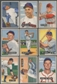 1951 Bowman Baseball Starter Set (104 Different) EX