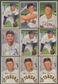 1952 Bowman Baseball Lot of 49 Cards (16 Different) EX