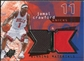 2004/05 Upper Deck SPx Winning Materials #JC Jamal Crawford