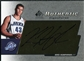 2004/05 Upper Deck SP Signature Edition Signatures #KH Kris Humphries Autograph