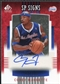2004/05 Upper Deck SP Signature Edition SP Signs #CM Corey Maggette Autograph /100