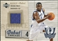 2005/06 Upper Deck Rookie Debut Threads #MF Michael Finley