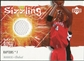 2005/06 Upper Deck Rookie Debut Sizzling Swatches #CB Chris Bosh