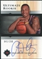 2005/06 Upper Deck Ultimate Collection #156 Antoine Wright RC Autograph /250