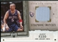 2005/06 Upper Deck UD Portraits Scrapbook Swatches #JK Jason Kidd