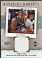 2005/06 Upper Deck UD Portraits Material Moments #TD Tim Duncan
