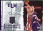 2005/06 Upper Deck Slam Dunk Swatches #SN Steve Nash