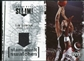 2005/06 Upper Deck Slam Dunk Swatches #TD Tim Duncan