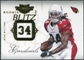 2011 Panini Plates and Patches Rookie Blitz #35 Ryan Williams /249