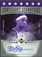 2006/07 Upper Deck Ovation Spotlight Signature #DT Dijon Thompson Autograph
