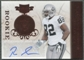 2011 Panini Plates and Patches #163 Richard Gordon RC Autograph /99