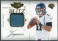2011 Panini Plates and Patches Rookie Blitz Materials #13 Blaine Gabbert /299