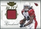 2011 Panini Plates and Patches Rookie Blitz Materials #35 Ryan Williams /299