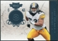 2011 Panini Plates and Patches Platinum #43 Troy Polamalu /10