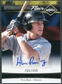 2011 Panini Limited International Flair Signatures #7 Hernan Perez Autograph /499