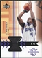 2003/04 Upper Deck Standing O Swatches #CWPH Chris Webber