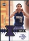 2003/04 Upper Deck Standing O Swatches #SNPH Steve Nash