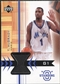 2003/04 Upper Deck Standing O Swatches #TMPH Tracy McGrady