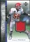 2001 Upper Deck Legends Timeless Tributes Jersey #TTDT Derrick Thomas