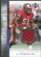 2001 Upper Deck Legends Timeless Tributes Jersey #TTKN Ken Norton Jr.