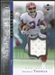 2001 Upper Deck Legends Timeless Tributes Jersey #TTTT Thurman Thomas