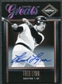 2011 Panini Limited Greats Signatures #4 Fred Lynn Autograph /149